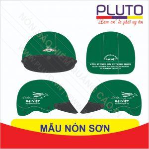 Nón quà tặng - Mẫu nón sơn Hạt điều rang muối Đại Việt