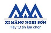 Sản xuất nón bảo hiểm quảng cáo - Xi măng Nghi Sơn